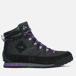 Мужские зимние ботинки The North Face Back To Berkeley Black/Imperial Purple фото- 0