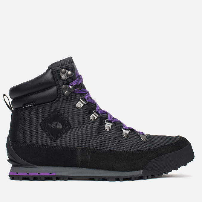 Мужские зимние ботинки The North Face Back To Berkeley Black/Imperial Purple