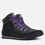 Мужские зимние ботинки The North Face Back To Berkeley Black/Imperial Purple фото- 1