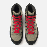 The North Face Back to Berkeley Men's Winter Shoes Black/Olive/Red photo- 4