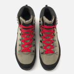 Мужские зимние ботинки The North Face Back to Berkeley Black/Olive/Red фото- 4