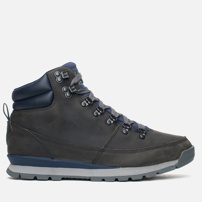 Мужские зимние ботинки The North Face Back to Berkeley Redux Grey/Cosmic Blue