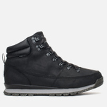Мужские зимние ботинки The North Face Back To Berkeley Leather Black фото- 0