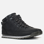 Мужские зимние ботинки The North Face Back To Berkeley Leather Black фото- 1