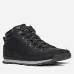 Мужские зимние ботинки The North Face Back to Berkeley Redux Leather Black фото- 1