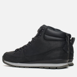Мужские зимние ботинки The North Face Back to Berkeley Redux Leather Black фото- 2