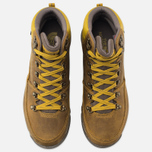 The North Face Back To Berkeley Redux Leather Men's Winter Shoes Olive/Brown photo- 4