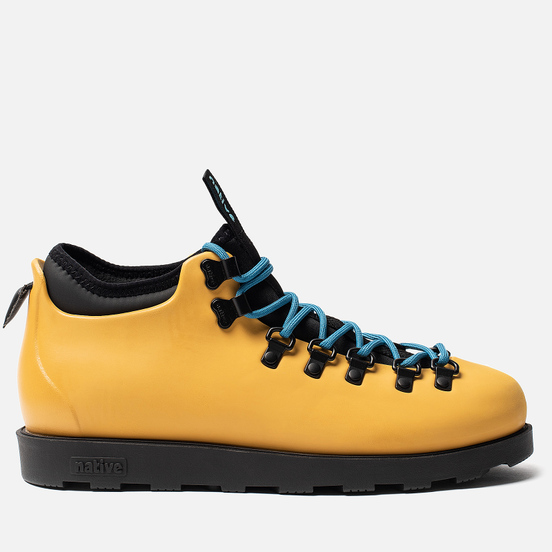 Ботинки Native Fitzsimmons Alpine Yellow/Jiffy Black