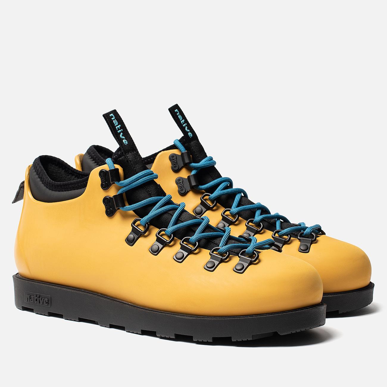 Ботинки Native Fitzsimmons Alpine Yellow/Jiffy Black