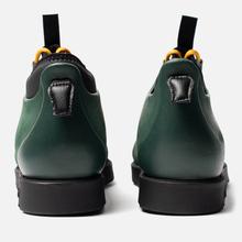 Ботинки Native Fitzsimmons Dark Spooky Green/Jiffy Black фото- 3