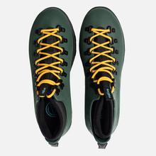 Ботинки Native Fitzsimmons Dark Spooky Green/Jiffy Black фото- 5