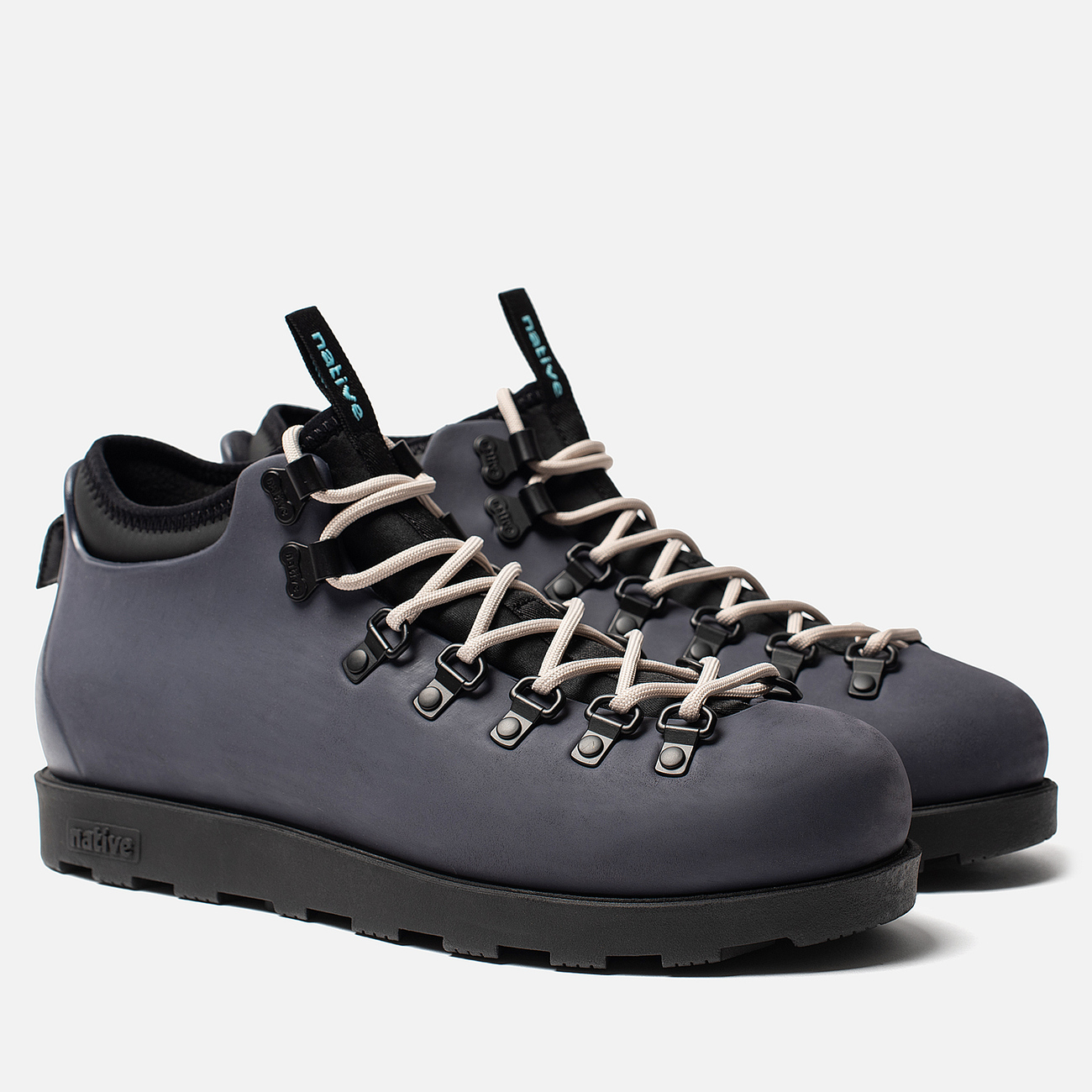 Ботинки Native Fitzsimmons Onyx Black/Jiffy Black