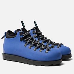 Ботинки Native Fitzsimmons Reflex Blue/Jiffy Black