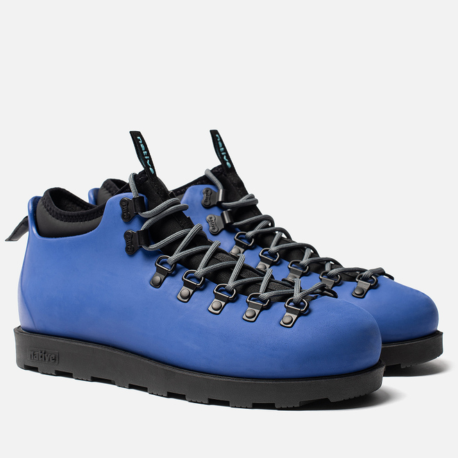Ботинки Native Fitzsimmons Reflex Blue/Jiffy Black