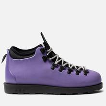Ботинки Native Fitzsimmons Ultra Violet/Jiffy Black фото- 3