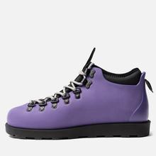 Ботинки Native Fitzsimmons Ultra Violet/Jiffy Black фото- 5