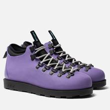 Ботинки Native Fitzsimmons Ultra Violet/Jiffy Black фото- 0