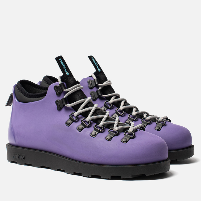 Ботинки Native Fitzsimmons Ultra Violet/Jiffy Black