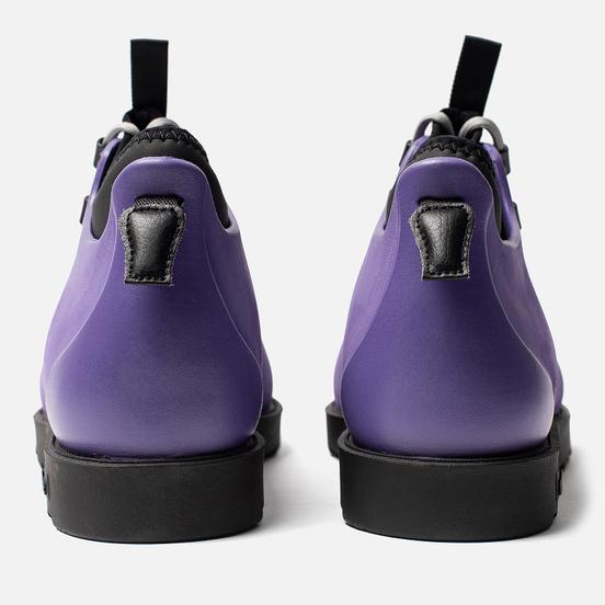 Ботинки Native Fitzsimmons Ultra Violet/Jiffy Black