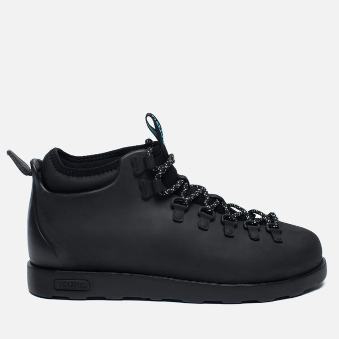 Ботинки Native Fitzsimmons Jiffy Black/Jiffy Black