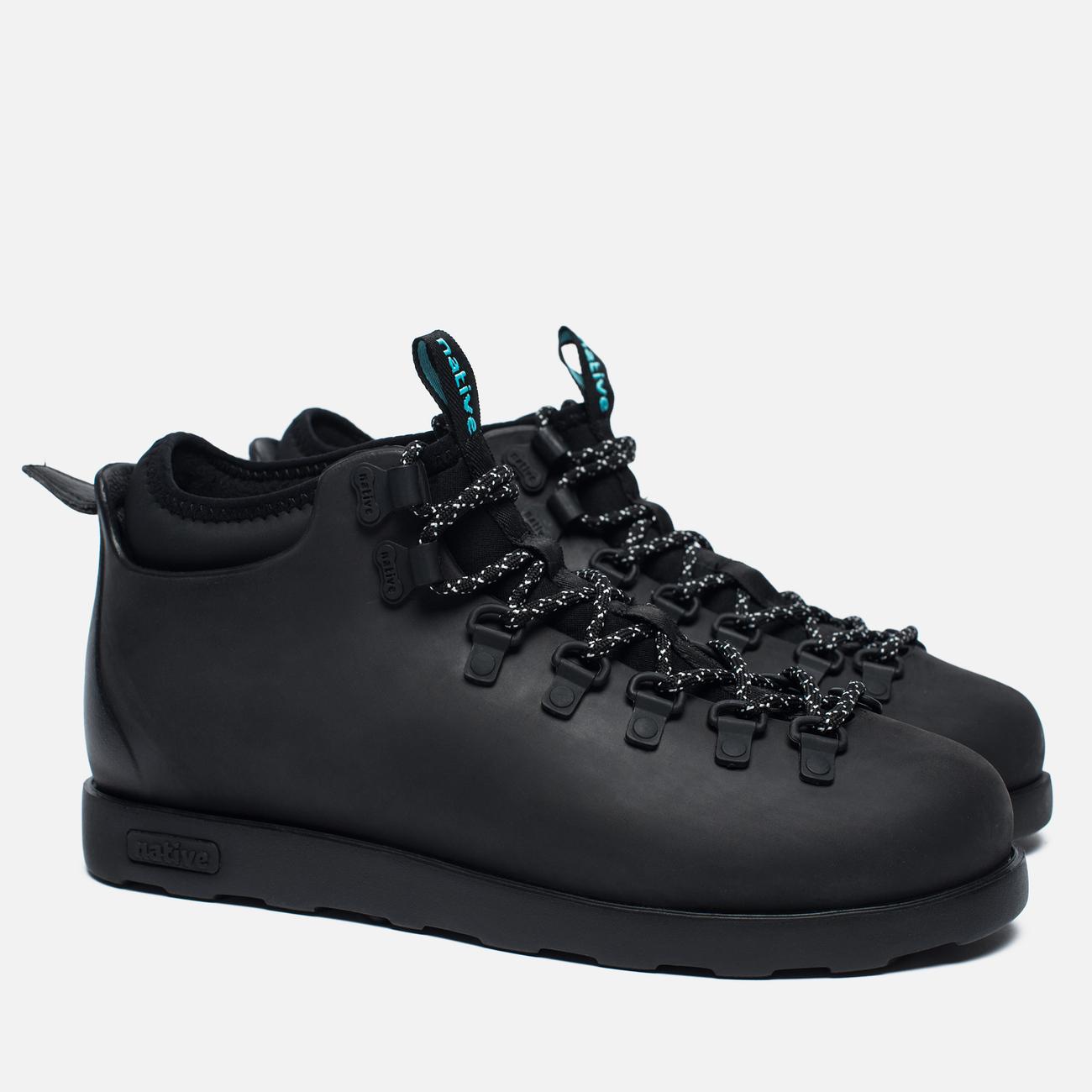 Ботинки Native Fitzsimmons Jiffy Black/Jiffy Black
