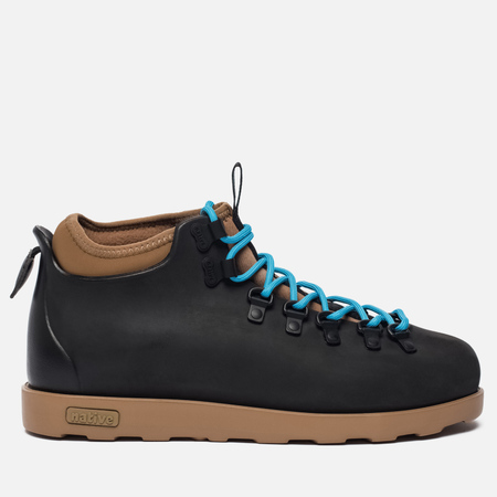 Ботинки Native Fitzsimmons Jiffy Black/Tobacco Brown