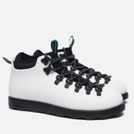 Ботинки Native Fitzsimmons Shell White/Jiffy Black фото- 2