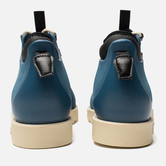 Ботинки Native Fitzsimmons Trench Blue/Bone White