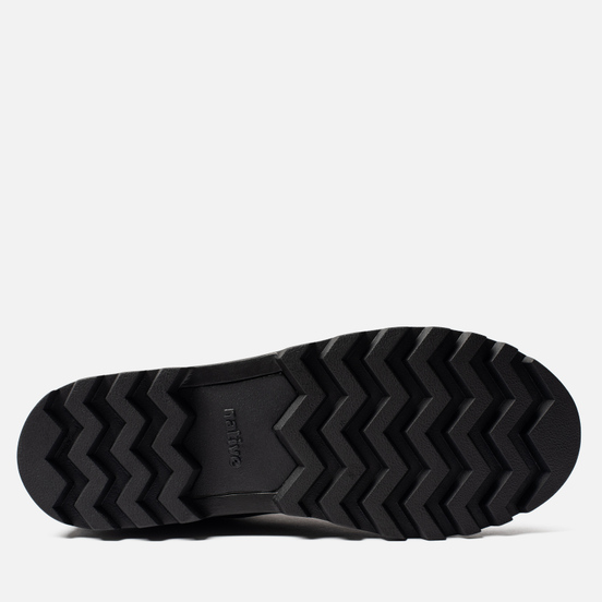 Ботинки Native Johnny Treklite Jiffy Black/Grey