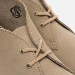 Женские ботинки Clarks Originals Desert Boot Suede Sand фото- 3