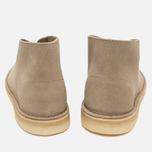 Женские ботинки Clarks Originals Desert Boot Suede Sand фото- 5