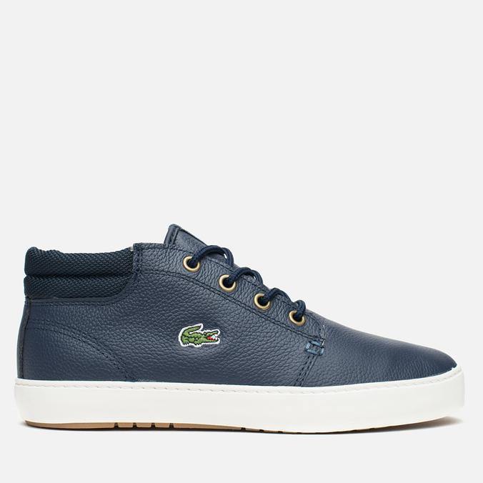 Женские ботинки Lacoste Ampthill Terra BWL 2 SPW Dark Blue