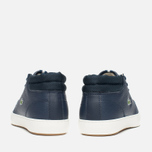 Lacoste Ampthill Terra BWL 2 SPW Women's Shoes Dark Blue photo- 3