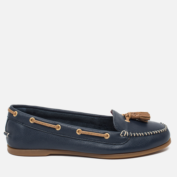 Женские лоферы Sperry Top-Sider Sabrina Leather Navy