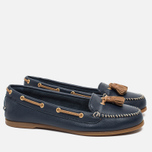 Женские лоферы Sperry Top-Sider Sabrina Leather Navy фото- 1