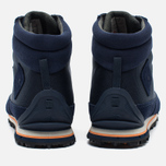 The North Face Back to Berkeley II Women's Shoes Cosmic Blue/Impact Orange photo- 3