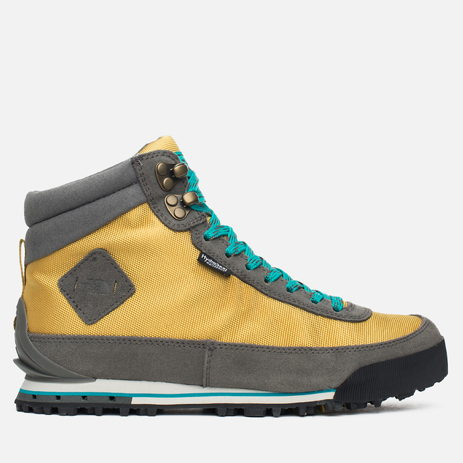 Женские ботинки The North Face Back to Berkeley II Yellow/Grey