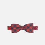 Baracuta Men's Bow Tie Red photo- 0