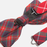 Baracuta Men's Bow Tie Red photo- 3