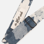The Hill-Side Floral Print Men's Bow Tie Navy photo- 3