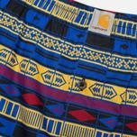Мужские трусы Carhartt WIP Afrikan Print Short Black фото- 1