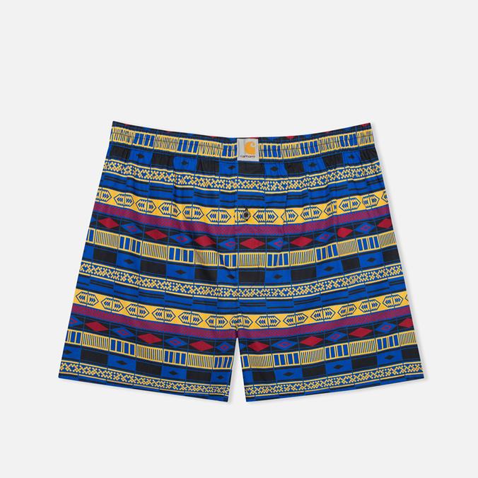 Мужские трусы Carhartt WIP Afrikan Print Short Black