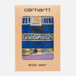 Мужские трусы Carhartt WIP Afrikan Print Short Black фото- 3