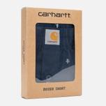 Мужские трусы Carhartt WIP Economy Print Short Duke Blue/White фото- 4