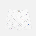 Мужские трусы Carhartt WIP Heart Polka Print Short White/Black фото- 0