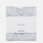 Мужские трусы Norse Projects Cotton Poplin Light Blue фото- 1