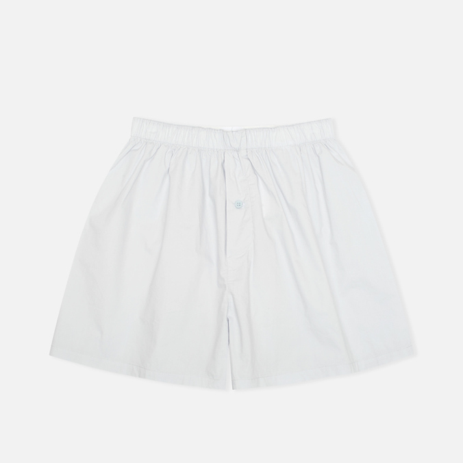 Мужские трусы Norse Projects Cotton Poplin Light Blue