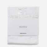 Norse Projects Cotton Poplin Men's Boxer Shorts White photo- 1