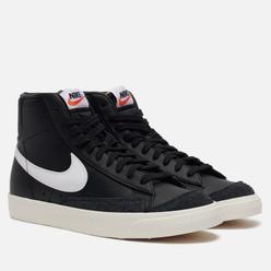 Мужские кроссовки Nike Blazer Mid 77 Vintage Black/White/Sail