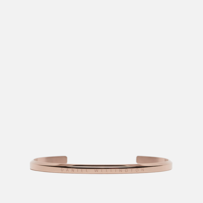 Браслет Daniel Wellington Classic Cuff Large Rose Gold